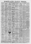 Portland Daily Press: May 18,1867
