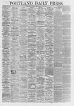 Portland Daily Press: May 20,1867
