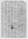 Portland Daily Press: May 21,1867
