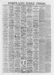 Portland Daily Press: May 22,1867