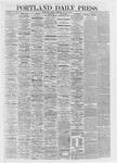 Portland Daily Press: May 24,1867