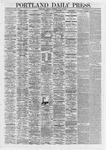 Portland Daily Press: May 27,1867