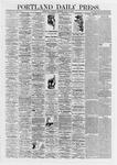 Portland Daily Press: May 28,1867