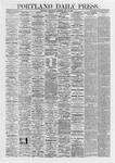 Portland Daily Press: May 29,1867