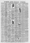 Portland Daily Press: May 30,1867