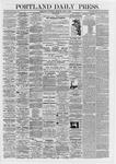 Portland Daily Press: June 08,1867