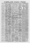 Portland Daily Press: June 12,1867
