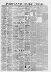 Portland Daily Press: June 14,1867