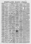 Portland Daily Press: June 15,1867