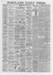 Portland Daily Press: June 17,1867