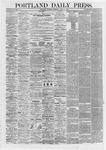Portland Daily Press: June 18,1867