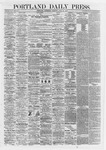 Portland Daily Press: June 19,1867
