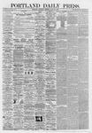 Portland Daily Press: June 20,1867