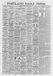 Portland Daily Press: June 21,1867