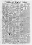 Portland Daily Press: June 22,1867