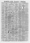 Portland Daily Press: June 25,1867