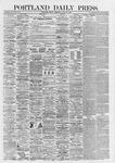 Portland Daily Press: June 28,1867