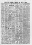 Portland Daily Press: July 11,1867