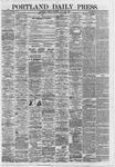 Portland Daily Press: July 12,1867