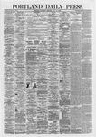 Portland Daily Press: July 13,1867
