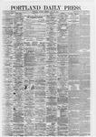 Portland Daily Press: July 15,1867