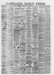 Portland Daily Press: July 16,1867