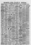 Portland Daily Press: July 20,1867