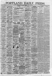 Portland Daily Press: July 27,1867
