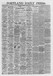Portland Daily Press: July 31,1867