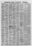 Portland Daily Press: August 03,1867