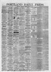 Portland Daily Press: August 14,1867