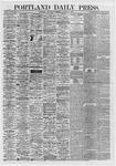 Portland Daily Press: August 15,1867
