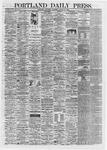 Portland Daily Press: August 17,1867