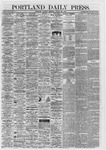 Portland Daily Press: August 20,1867