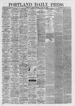 Portland Daily Press: August 27,1867
