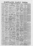 Portland Daily Press: July 08,1867
