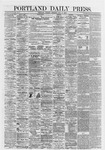 Portland Daily Press: July 09,1867