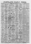 Portland Daily Press: July 10,1867