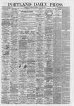 Portland Daily Press: July 18,1867