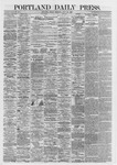 Portland Daily Press: July 19,1867
