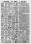 Portland Daily Press: July 23,1867