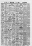Portland Daily Press: July 24,1867