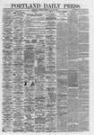 Portland Daily Press: July 30,1867