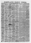 Portland Daily Press: August 01,1867