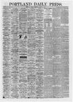 Portland Daily Press: August 09,1867