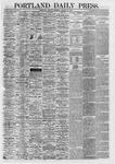 Portland Daily Press: August 12,1867
