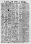 Portland Daily Press: August 15,1867