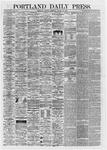 Portland Daily Press: August 19,1867