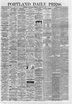 Portland Daily Press: August 21,1867