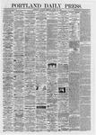 Portland Daily Press: August 24,1867